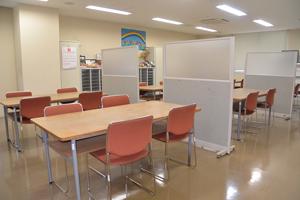 作業室室内写真